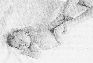 упражнения при детских коликах