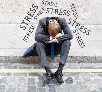 Человека в современном мире окружают сплошные стрессы