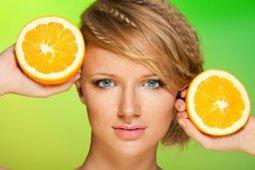 Польза цитрусовых для кожи