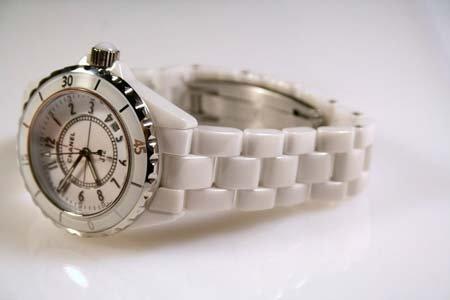 Керамические ювелирные изделия от Шанель - Chanel: Часы