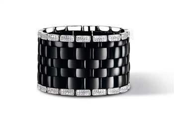 Керамические ювелирные изделия от Шанель - Chanel: керамический браслет