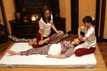 Тайский массаж – «йога для ленивых»