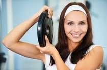 Красивые плечи - упражнения для женщин