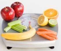 Основа рецепта салата для похудения