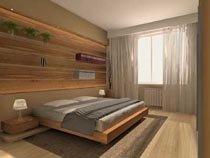 Куда поставить кровать?
