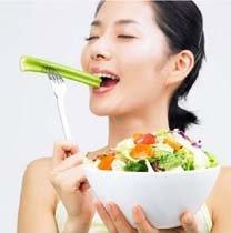 Хорошая диета означает отсутствие прыщей