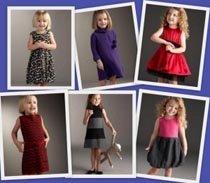 Девочка и ее стильная одежда