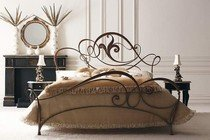 Кованая мебель вне времени и моды