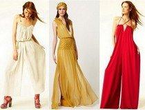 Модные тенденции сезона весна-лето 2013