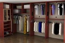 Быстрая уборка прихожей и гардероба