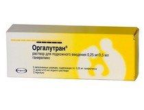 Фармакологическое действие препарата Оргалутран