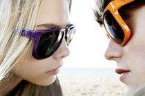 Женские солнцезащитные очки – значение цвета