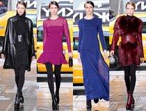 Цвет Нью-Йорка, воспетый дизайнером в коллекции DKNY-2012