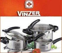 Кухонная посуда Vinzer – Ваш ключ к приготовлению полезной и запоминающейся еды
