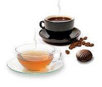В чем больше кофеина - в чае или кофе