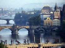 Прага - туристический рай