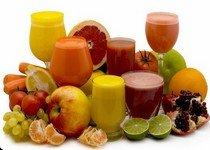 Приготовление соков для сокотерапии