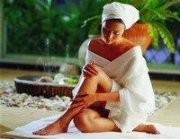 Самомассаж с ароматическими маслами