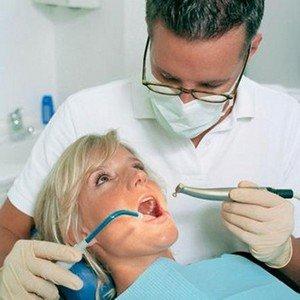 Препарирование твердых тканей зуба
