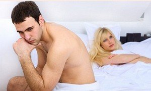 Импотенция - проблема №1 для мужчин
