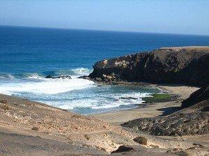 Дикие пляжи острова Фуертевентура