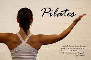 Пилатес был разработан знаменитым Джозефом Пилатесом
