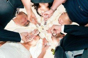 Активность гостей и веселые конкурсы сделают свадьбу не забываемой