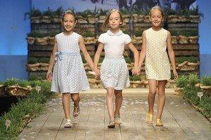 Детская одежда для девочек лето 2013