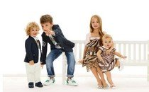 Модные тренды детской одежды лето 2013