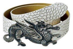 Модный женский ремень с застежкой в виде дракона