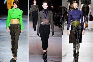 Широкие женские ремни будут популярны и летом 2013