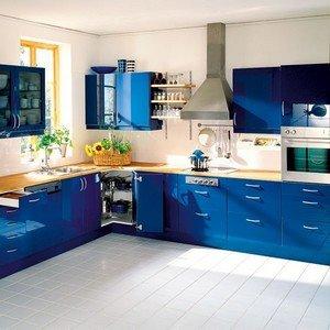 Кухня в стиле IKEA