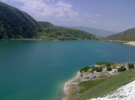 Прекрасное озеро Казиной–Ам