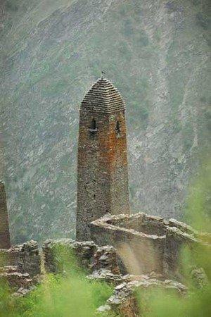 Старинная сторожевая башня