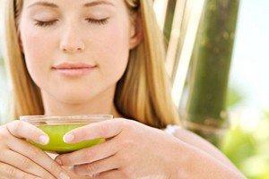 Зеленый чай помогает не только расслабиться, но и похудеть