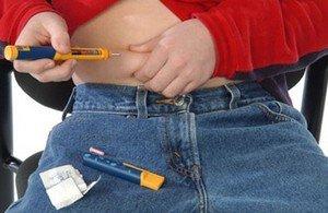 сахарный диабет, лечение