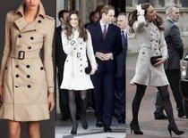 Сезон осень 2013: в моде тренч и пальто