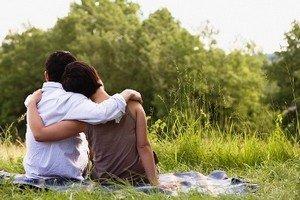 По больше проводите время друг с другом, в особенности на природе