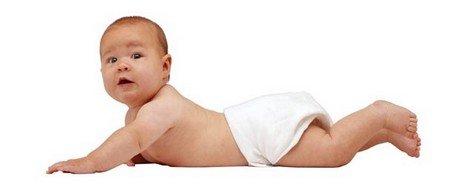 Детский массаж - это здоровье малыша!
