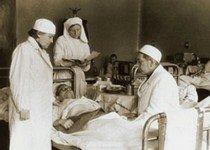 Последние исторические дни белого медицинского халата