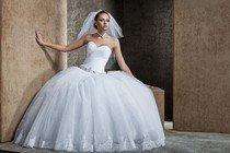 Модные свадебные платья сезона 2014