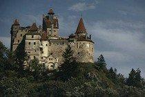 Замок Бран - румынский замок Дракулы
