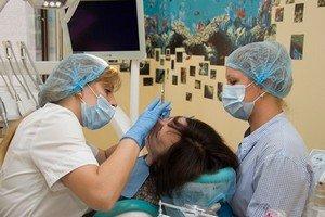 Пломбирование зубов российским препаратом эндодент