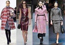 О модных тенденциях в одежде сезона осень-зима 2013-2014