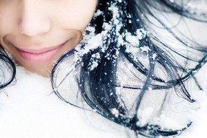 Не ходите с мокрыми волосами на мороз