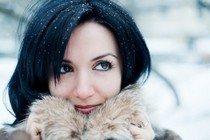 4 рекомендации по защите волос от мороза