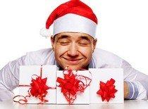 Электробритва как подарок к Новому году