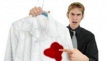 Советы по отстирыванию пятен крови