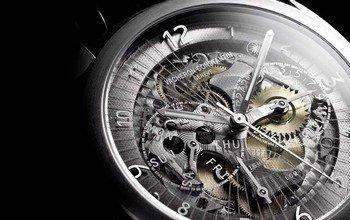 Настоящие часы характеризуются сложностью механизма и его изяществом