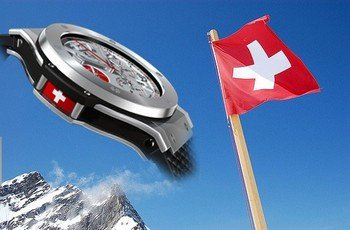 Швейцария - страна качественных наручных часов